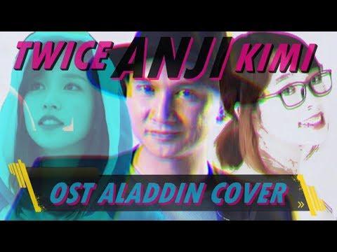 ALADDIN - A Whole New World (KPOP Version) Cover by ALIE SOLO ft. 제니윤 Vs Dunia MANJI ft. KIMI HIME