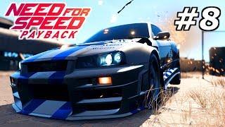 SKYLINE GT-R UMBAU! – NEED FOR SPEED Payback #8 | NFS Gameplay German Deutsch