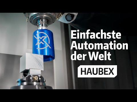 HAUBEX - Die einfachste Automationslösung der Welt!
