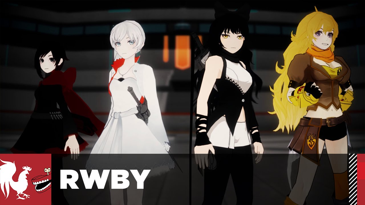 RWBY Volume 3: Opening Animation