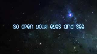 All Of The Stars - Ed Sheeran lyric video