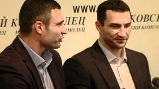 Кличко: бой с Емельяненко был бы интересен