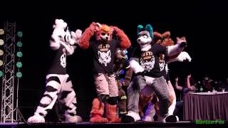 Anthrocon 2014 - Fursuit Dance Competition - Furternity