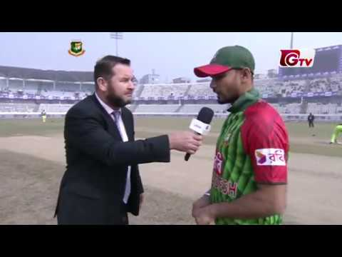 Bangladesh vs Zimbabwe Highlights | 1st ODI | Tri-Nation Series 2018