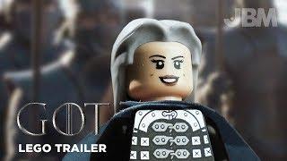 Game of Thrones Season 7 LEGO trailer.  Parody.