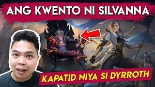 Ang Kwento ni Silvanna, Kapatid ni Dyrroth - Mobile Legends