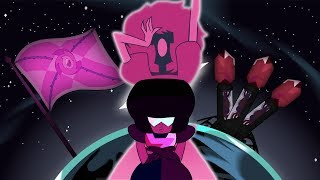 Garnet's Rose/Pink Diamond War Flashback is WRONG! [Steven Universe Theory] Crystal Clear