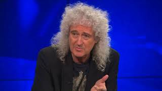 Adam Lambert Is A Dream - Dr Brian May - KTLA 5 News