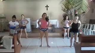 Ensaio Coreografia Da Música Fã De São José
