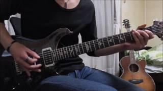 Dark Lunacy - Dolls - (guitar cover)