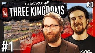 Total War: Three Kingdoms | The Tales of Lü Bu - Part 1 #AD