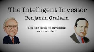THE INTELLIGENT INVESTOR - BENJAMIN GRAHAM - ANIMATED BOOK REVIEW