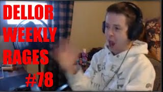 DELLOR RAGES IN NEW APEX LEGENDS Dellor Weekly #78