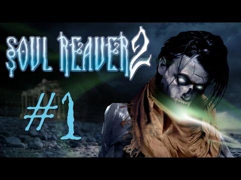 Legacy of Kain: Soul Reaver 2 #1 [За 30 лет до падения колонн]