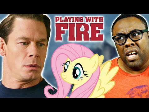 I Have To Explain PLAYING WITH FIRE x MY LITTLE PONY (Spoilers) | Black Nerd
