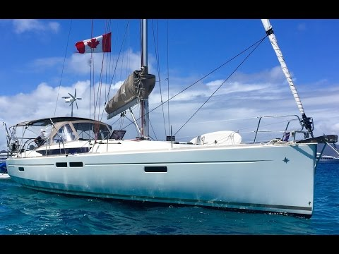 2015 Jeanneau 469 Sun Odyssey Sailboat For Sale By: Ian Van Tuyl at Cruising Yachts, Inc