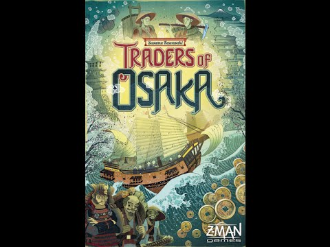 The Purge: # 1011 Traders of Osaka: Nope, it is not the Mediterranean