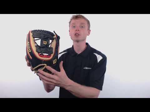 "Wilson A550 Brandon Phillips Lil Dude 11.5"" Youth Baseball Glove: WTA05RB16DI115"