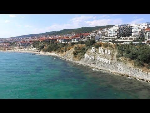 Лучшие курорты Болгарии: Солнечный берег, Несебр, Святой Влас. Где отдохнуть в Болгарии. Обзор.