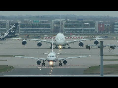 topfelya] Size Doesn't Matter ! Airbus A380 vs A320 - ON