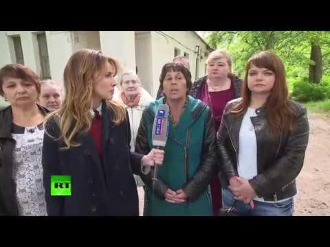 На прямой линии жители Струнина опровергли слова губернатора об аварийной больнице (видео)