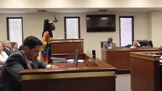 Queen Quet Testifies at SC General Assembly