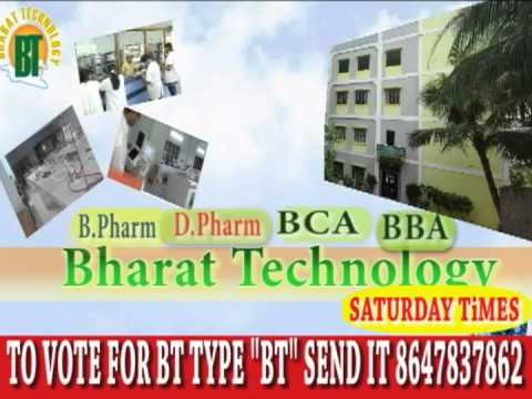 Saturday Times  The only English Weekly from Eastern India in association with SAFHI ORG conducted a survey on Best Professional Colleges of Eastern India. Vote appeal for the same.   Uploaded by st t on Jul 17, 2013   Bharat Technology, Howrah