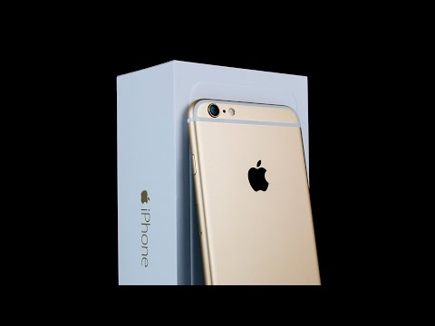 iPhone 6 Plus (Gold) - Unboxing & First Impressions