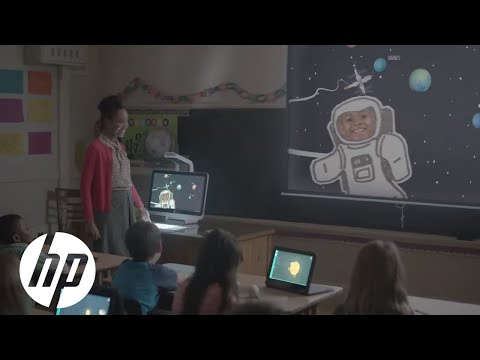 Reinvent Learning with HP Education Solutions