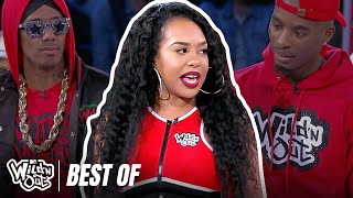 Best of B. Simone 💋 Clapbacks, Burns & More | Wild 'N Out