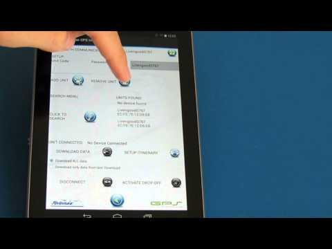 SOLUCIÓN DE PROBLEMAS 1_B - Mi unidad GPS no aparece en la Tablet (Español)