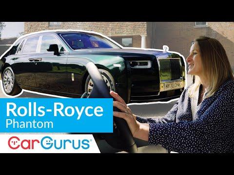 Rolls-Royce Phantom 2021 Review: A different level of luxury | CarGurus UK