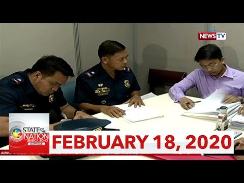 [GMA]  State of the Nation with Jessica Soho Express: February 18, 2020 [HD]