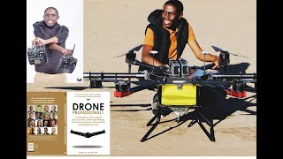I enjoyed interviewing Tawanda J. Chihambakwe Founder of PRECISION AERIAL and Drone racing ZIM.
