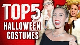 Hottest Halloween Costumes For 2013 - Top 5 Fridays