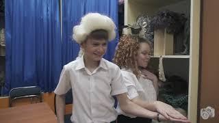 Театральная семья — 2 серия