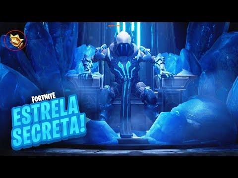 ESTRELA DE BATALHA SECRETA SEMANA 7 TEMPORADA 7 DE FORTNITE