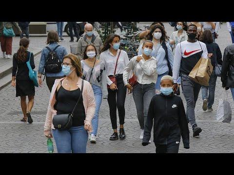 Η Ευρώπη αντιμέτωπη με νέο ξέσπασμα της πανδημίας