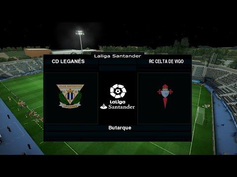 Leganés v Celta