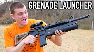 "I CAN""T BELIEVE THIS IS LEGAL! (Grenade Launcher)"