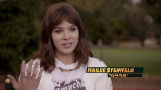VIDEO: BUMBLEBEE – Hailee Steinfeld Featurette
