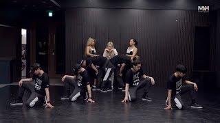 """청하(CHUNG HA)   """" Snapping""""  안무 영상 (Dance Practice)"""