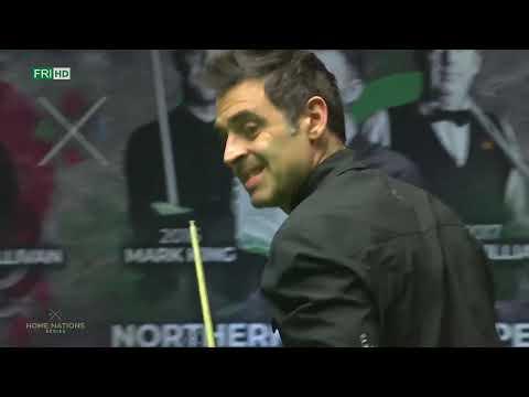 Ronnie O'Sullivan v Thepchaiya Un-Nooh   Northern Ireland Open Snooker 2020