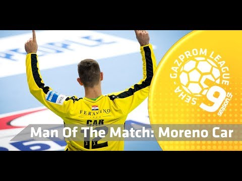 Man of the match: Moreno Car (Eurofarm Pelister vs Nexe)