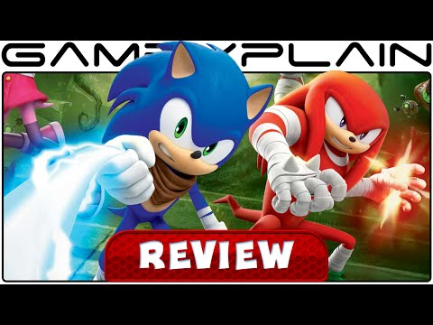 Sonic Boom: Rise of Lyric - Video Review (Wii U) - YouTube video thumbnail