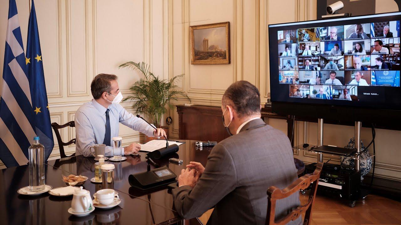 Εισαγωγική τοποθέτηση του Πρωθυπουργού Κυριάκου Μητσοτάκη στη συνεδρίαση του Υπουργικού Συμβουλίου.