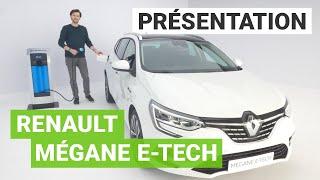 Renault Mégane e-Tech : le break hybride rechargeable en détails