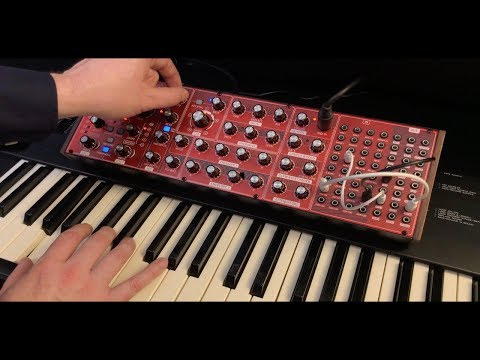 Review: Behringer Neutron Semi-Modular Analog Synthesizer