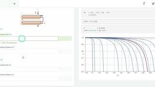 Cálculo del factor de corrección de temperatura