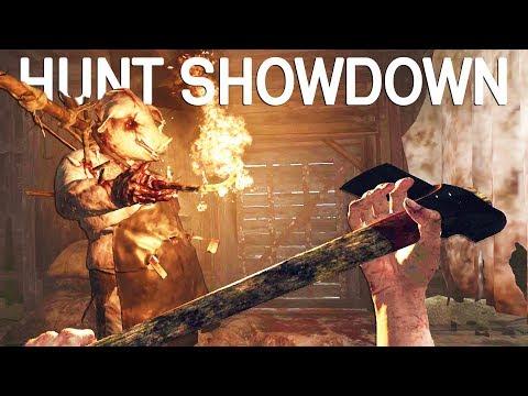 ล่าคนล่าอสูรกายโครตสนุก - Hunt: Showdown